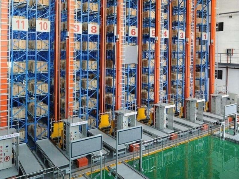 赣州仓储货架使用时要遵循的五大原则